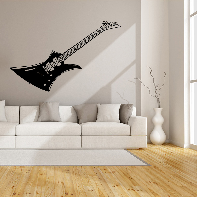 Sticker guitare