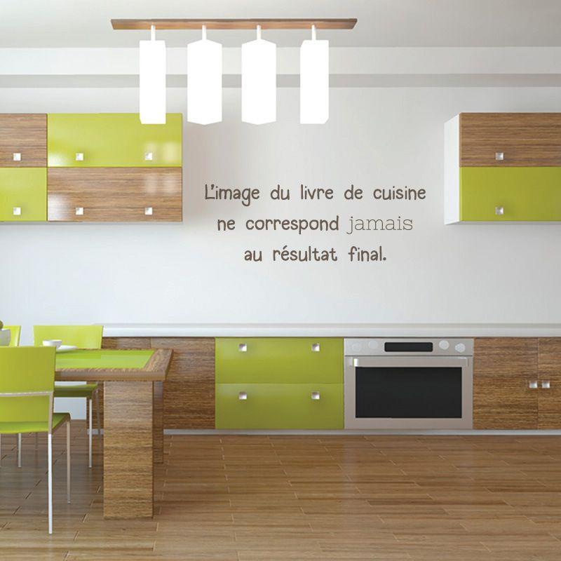 sticker mural l 39 image du livre de cuisine d comotif. Black Bedroom Furniture Sets. Home Design Ideas